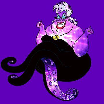 Ursula the Galaxy Sea Witch by Scaredycat85