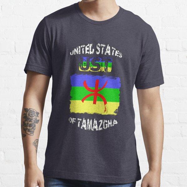 Drapeau Amazigh T-shirt essentiel