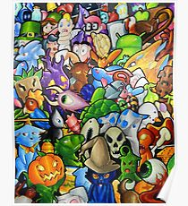 All terraria's pets Poster