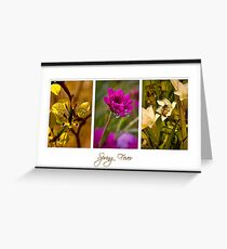 Spring Fever . . . Greeting Card