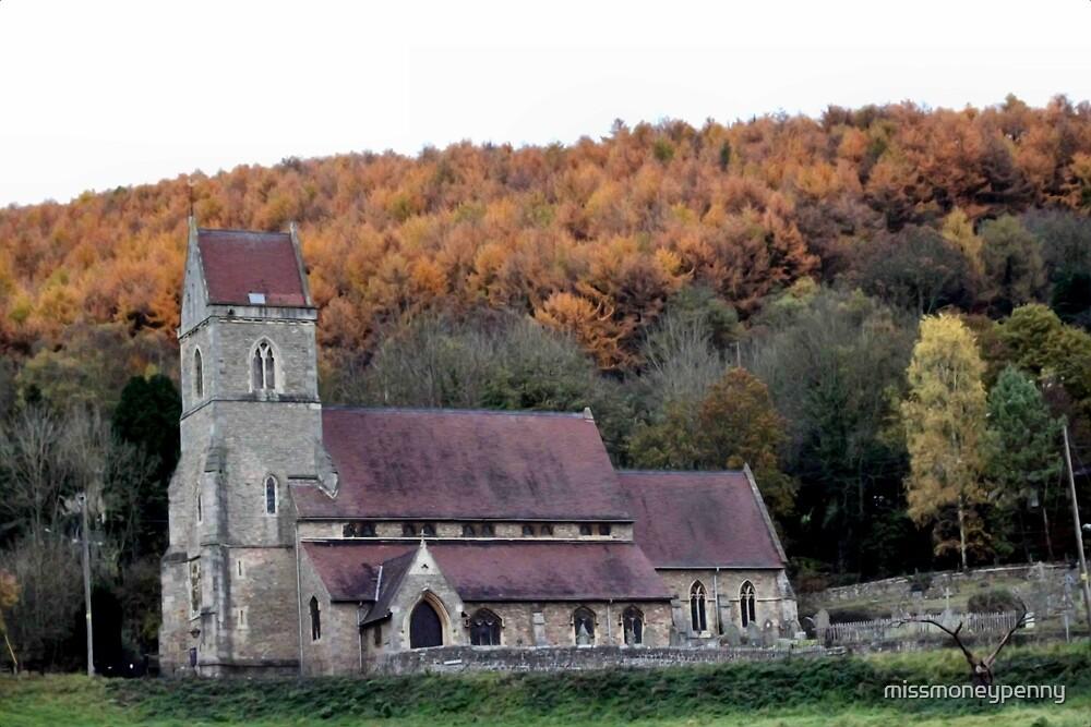 The Parish Church of Holy Jesus  by missmoneypenny