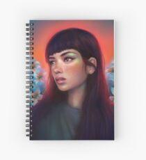 Stargazer Spiral Notebook
