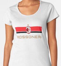 Rossoneri Women's Premium T-Shirt