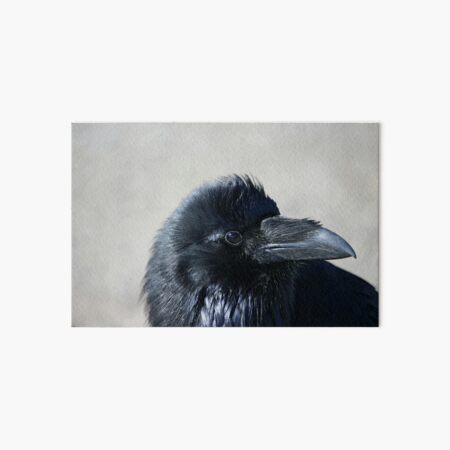 Raven Art Board Print