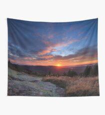 Acadia National Park Sundown  Wall Tapestry