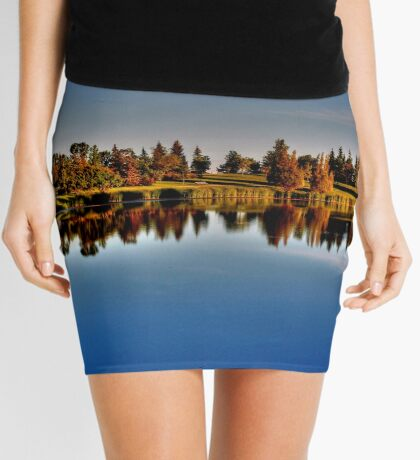 Reflections in the Park Mini Skirt