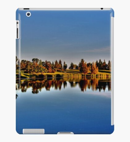 Reflections in the Park iPad Case/Skin