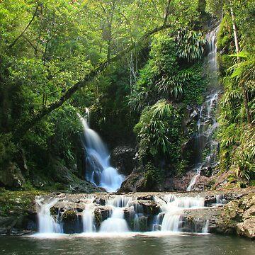 Neverland Falls by trekka