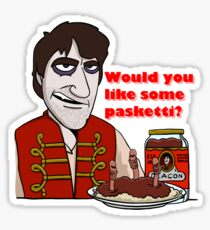 Would you like some pasketti? Sticker