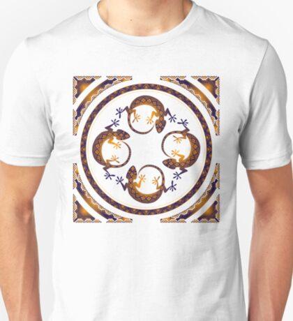 Orange Gecko T-Shirt