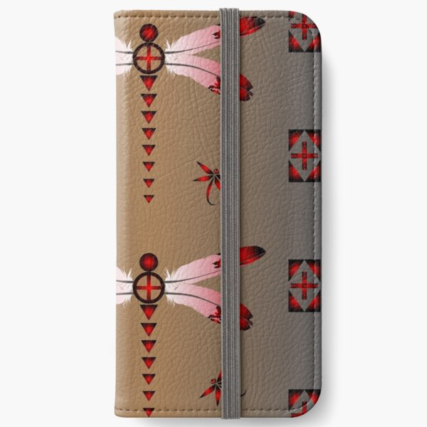 Dragonfly iPhone Wallet