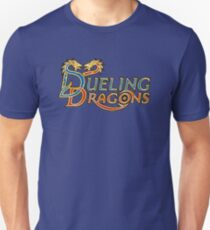 Dueling Dragons Logo T-Shirt