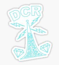 Diamond City Radio Sticker