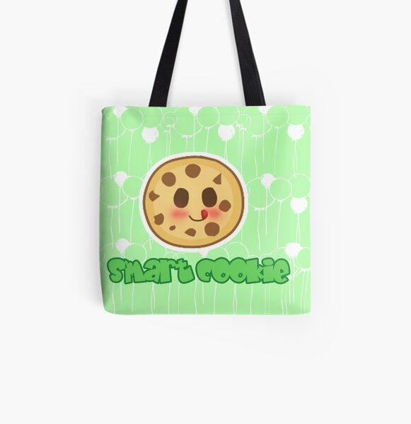 Smart Cookie  All Over Print Tote Bag