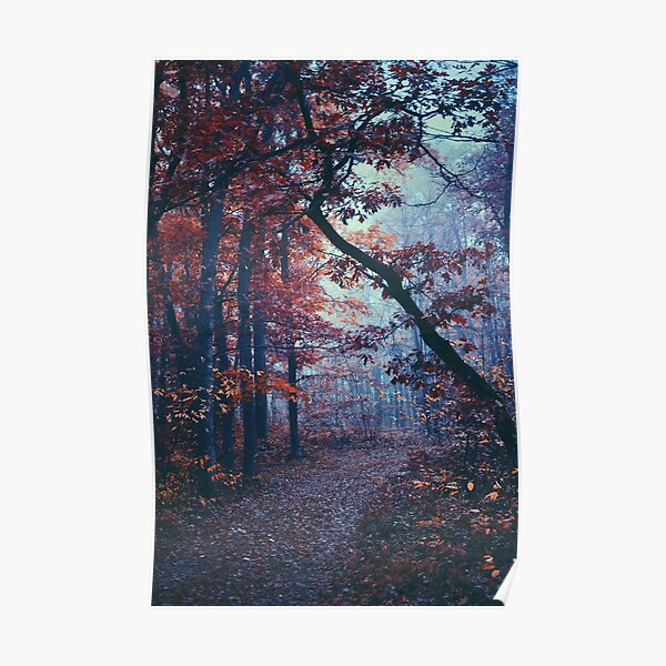 Haunted Autumn  Poster