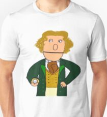Eighth Doctor Muppet Style T-Shirt
