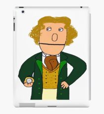 Eighth Doctor Muppet Style iPad Case/Skin