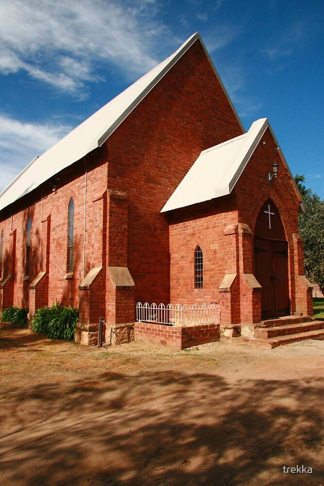 Toodyay Church by trekka