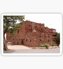 Hopi House, Grand Canyon South Rim Sticker