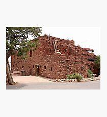 Hopi House, Grand Canyon South Rim Photographic Print