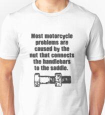 04 Nut Saddle Unisex T-Shirt