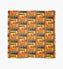 Aztec Ruins National Monument Vintage Travel Decal Scarf