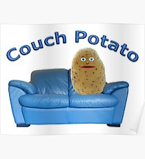 Couch Potato Character Poster