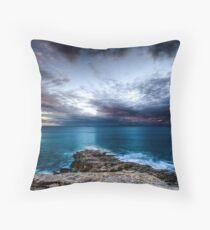 Pambula Beach Throw Pillow