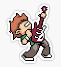 Rocker Scott Pilgrim Sticker