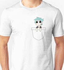 Pocket 2D Unisex T-Shirt