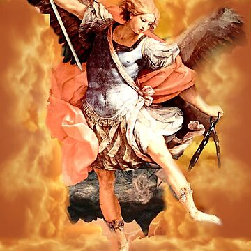 St. Mikail the OG Archangel by OasisGold