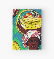 Jamaica Is The Place To Go Hardcover Journal