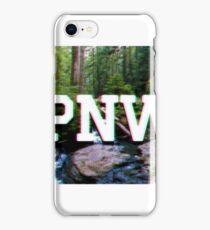 PNW Retro Digital iPhone Case/Skin