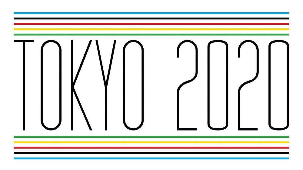 Tokio 2020 von allysonstreet