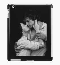 outlander james and claire iPad Case/Skin
