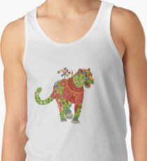 Jaguar, from the AlphaPod collection Tank Top