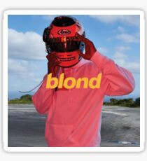 blond(e) Sticker