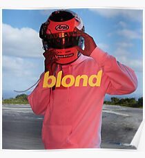 blond(e) Poster