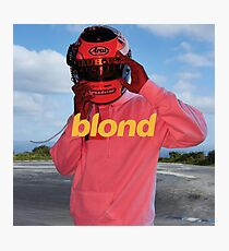 blond(e) Photographic Print