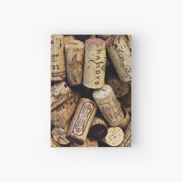 Wine Corks 2 Hardcover Journal