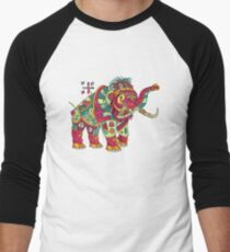 Mammoth, from the AlphaPod collection Men's Baseball ¾ T-Shirt