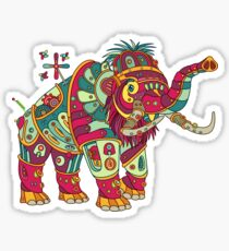 Mammoth, from the AlphaPod collection Sticker