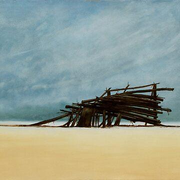 Beach House by Juantoo