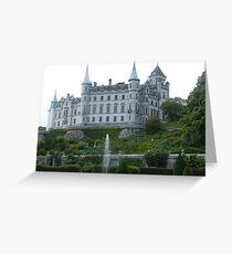 Dunrobin Castle Greeting Card