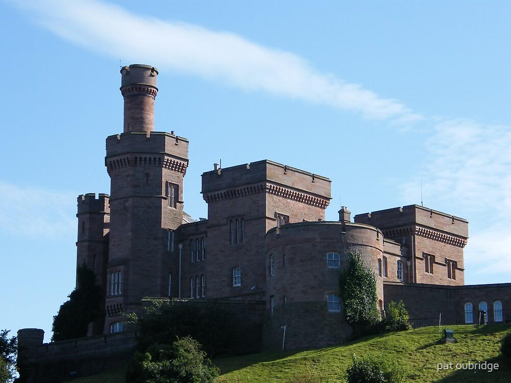 Inverness Castle by pat oubridge