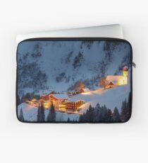 Ski Resort Laptoptasche