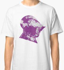 Knight Helmet Graphic Classic T-Shirt