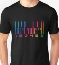 Dark Matter - Der Android Barcode Slim Fit T-Shirt