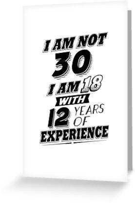 Funny 30th Birthday Gag Gift 30 Year Old Humor