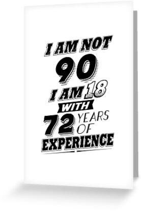 Funny 90th Birthday Gag Gift 90 Year Old Humor